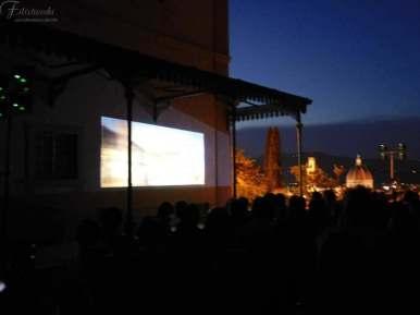 Lo spettacolo a Villa Bardini