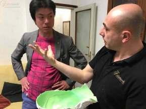 Hiroaki Omote e Gherardo