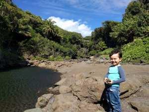 7 Sacred Pools of Oheo