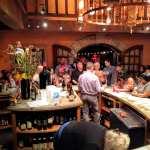V. Sattui lobsterfest tasting room