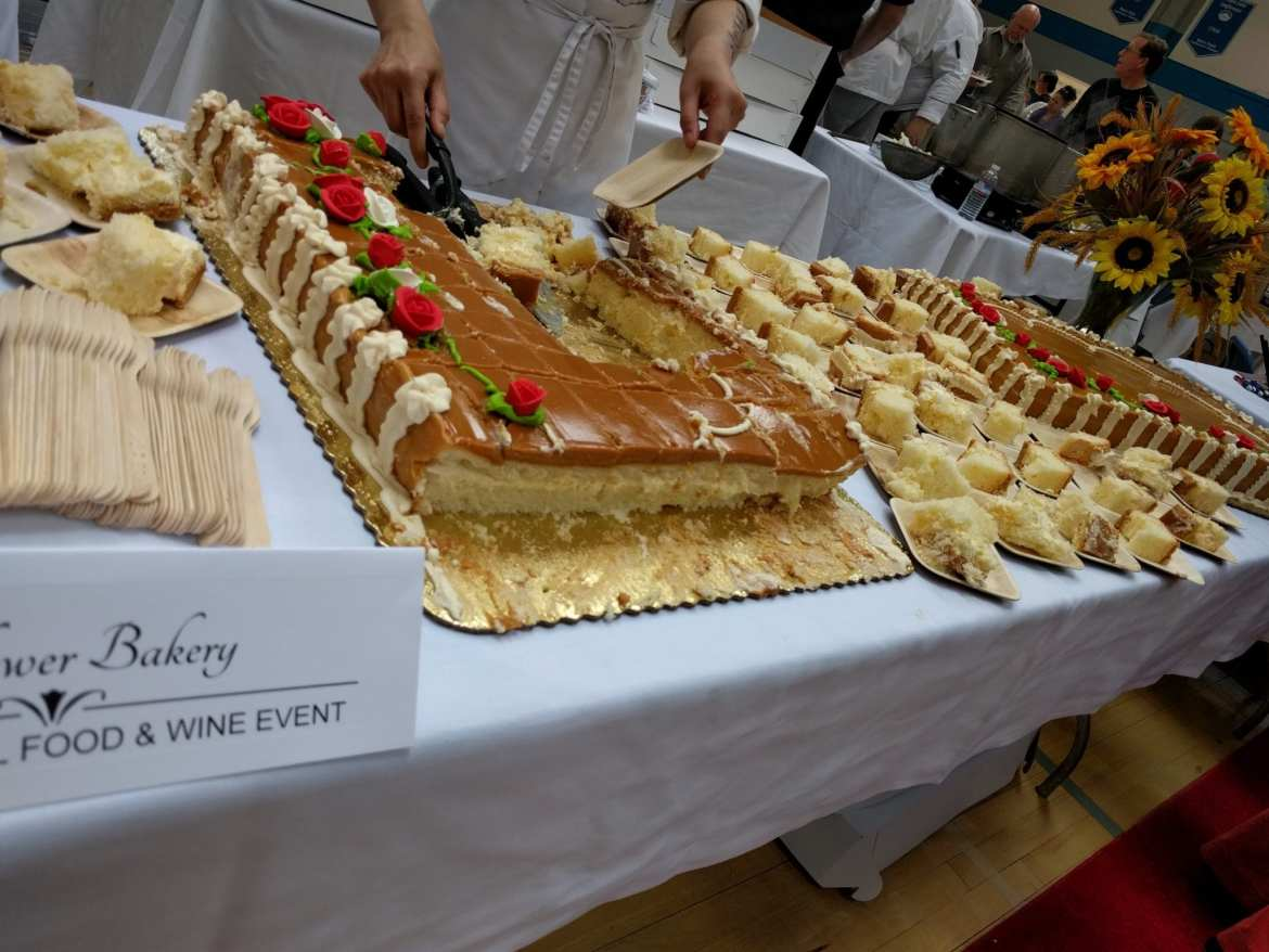 contra costa college food and wine sunflower bakery