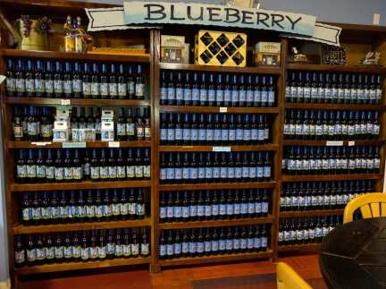 Blueberry Wines