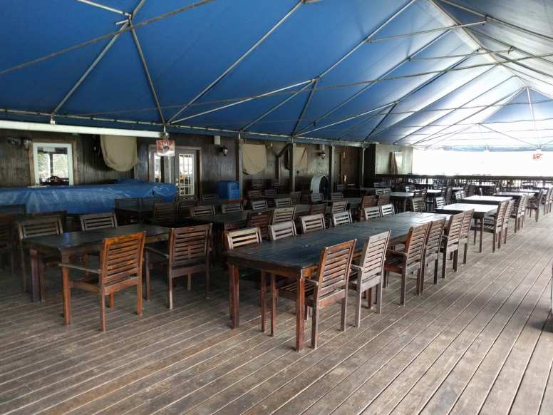 Keel and Curley Patio