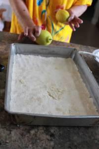 lemon bar crust