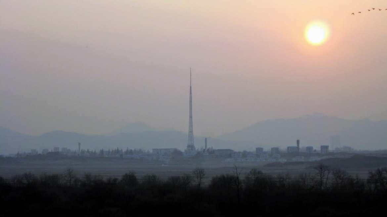 north korean sun