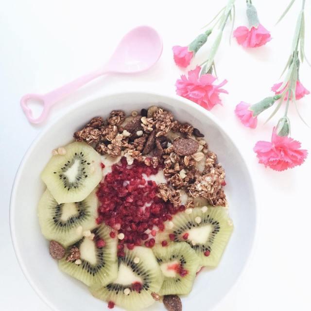 réaliser un porridge rapide