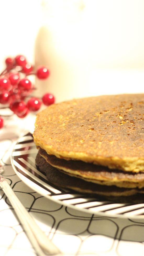 recette pancakes au quinoa