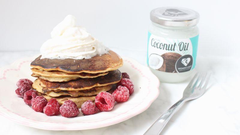 Recette pancakes paleo (petit déjeuner)