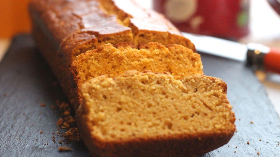 Cake jus de clémentine sans lactose sans oeuf