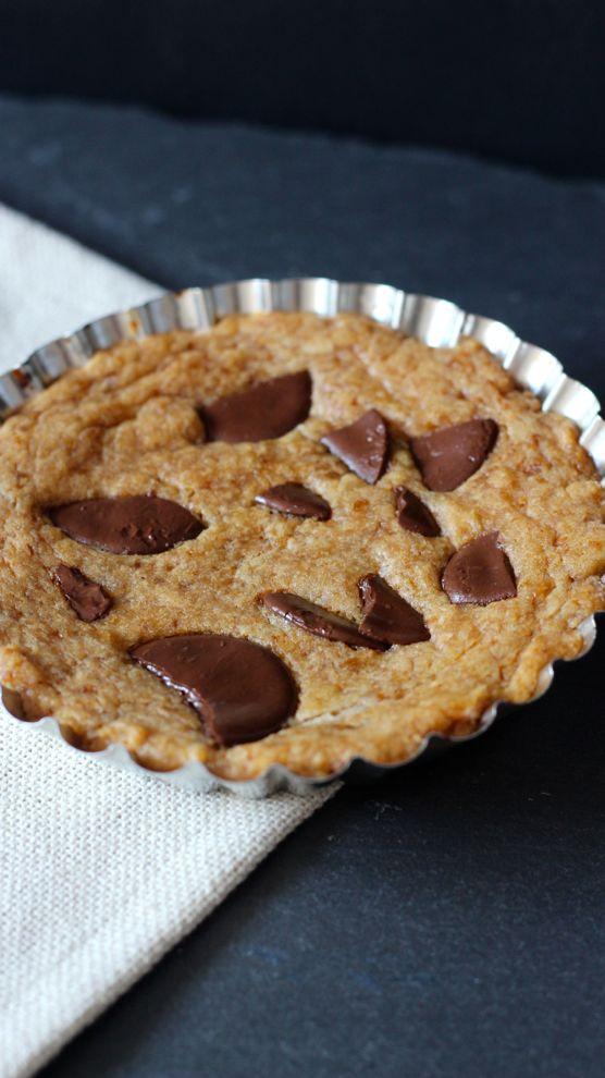 cookies au chocolat, une recette saine pour le dessert