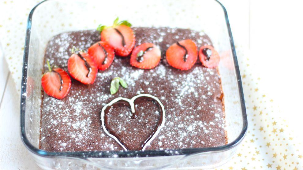 Brownie healthy revisité à ma façon et bilan 2017