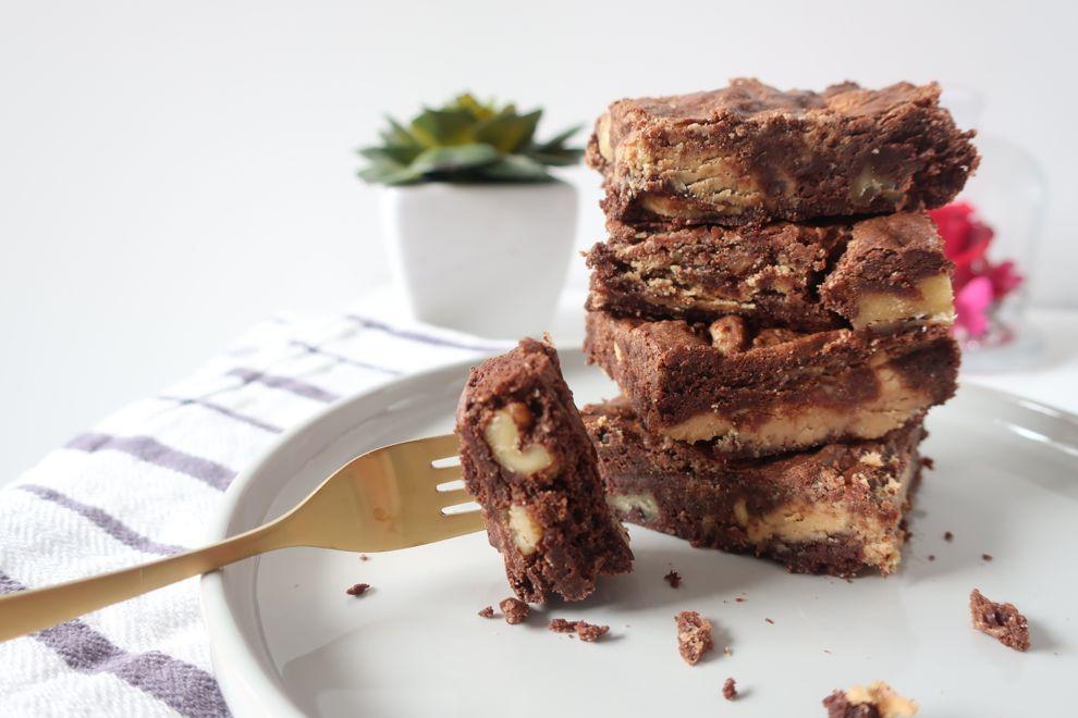 Brownie aux noix sans gluten – délicieux