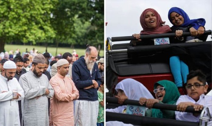 Celebrate Eid 2018 | When | Where | How | Muslims | Celebrate Eid Al Fitr in U.K | Rest of the World?