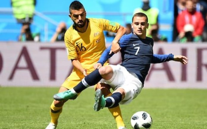 FIFA World Cup 2018 | France vs Australia Live Score | How to Watch Today's Match | Online