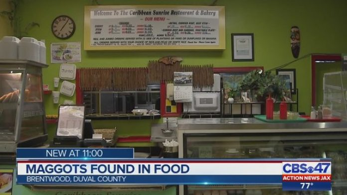 Florida Restaurant | Owner Responds | To customer's claim | maggots found in food | According To Facebook post
