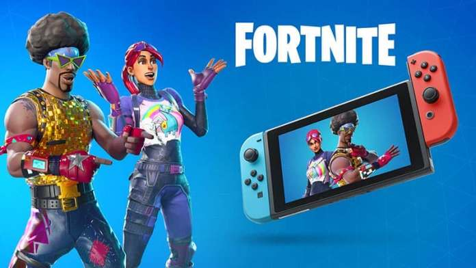 Fortnite Update 4.4 Version | Brings | Nintendo Switch | Performance | Improvements | Patch Notes | Stink Bomb | Rocket strikes