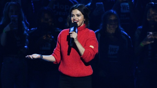 Selena Gomez, Discussed About, her Kidney Transplant, During Event WE Day