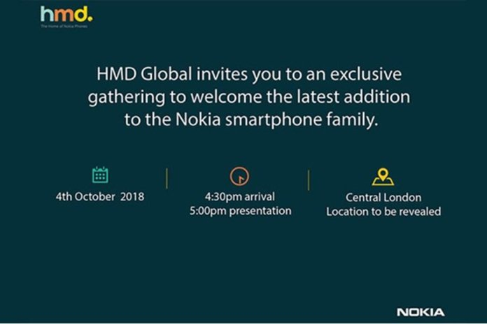 Nokia 7.1 Plus, X7, launch, October 4, HMD Global Event, Features, Specification