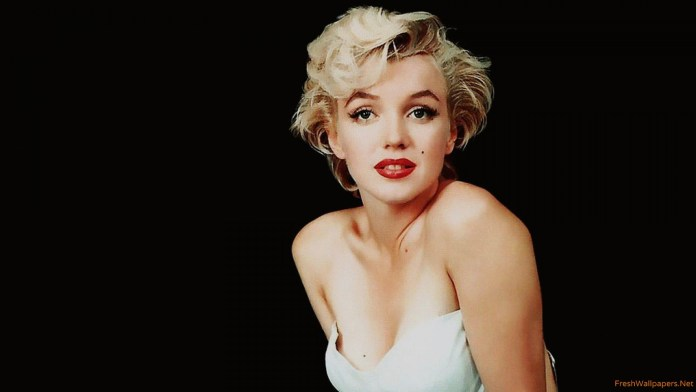 Top 10, Most Beautiful, Hottest, American Women, of USA, 2018, Marilyn-Monroef