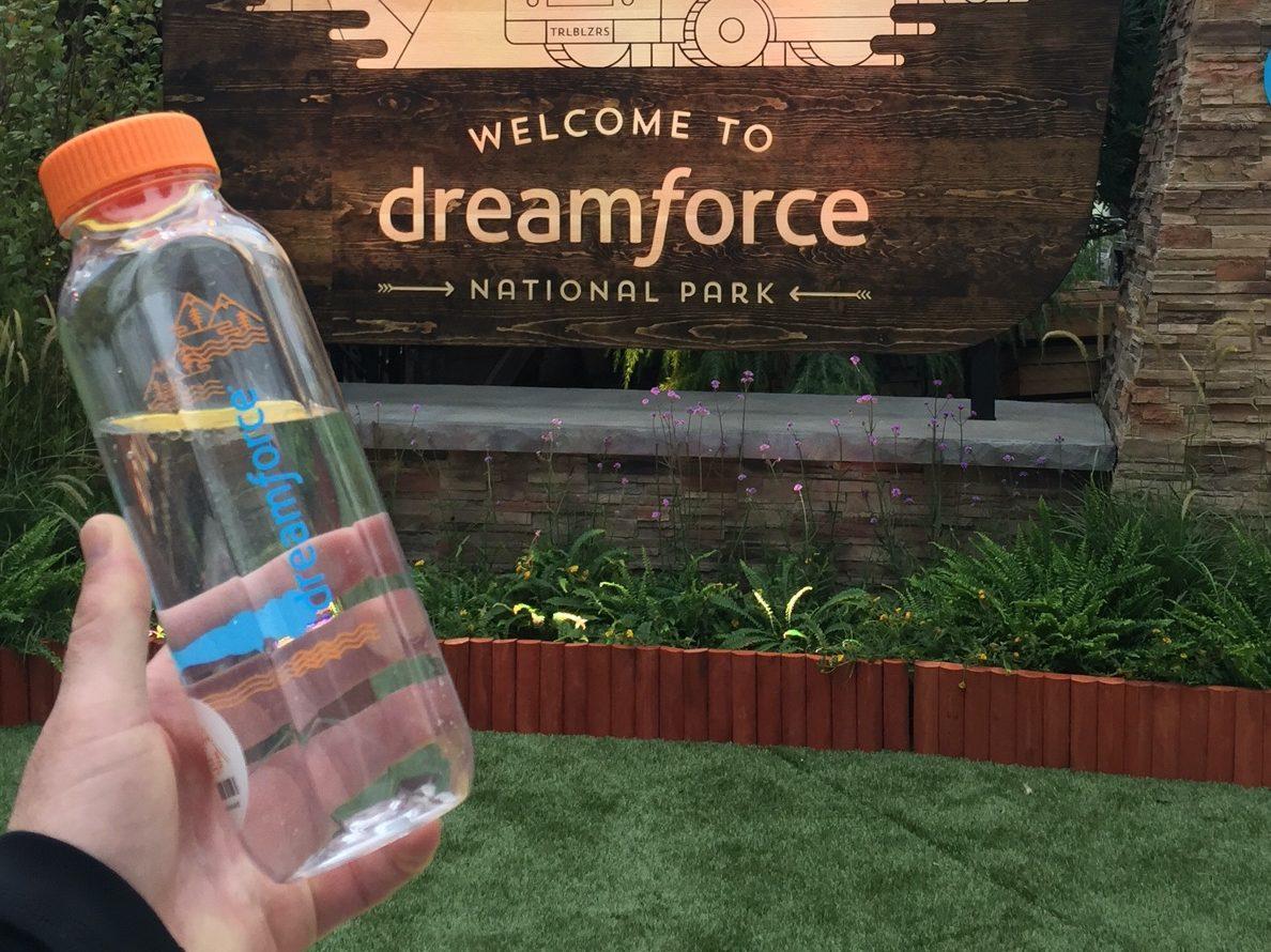 Dreamforce Cupanion Bottle
