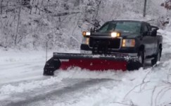 snow removal process
