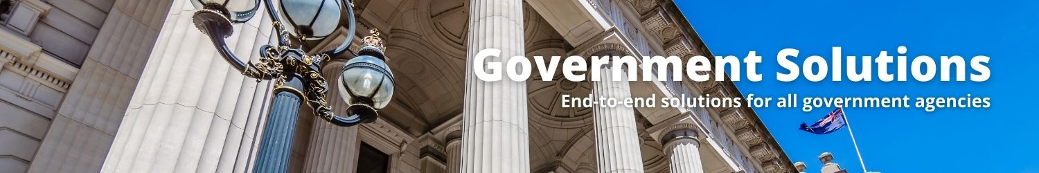 Copy of Government Solutions