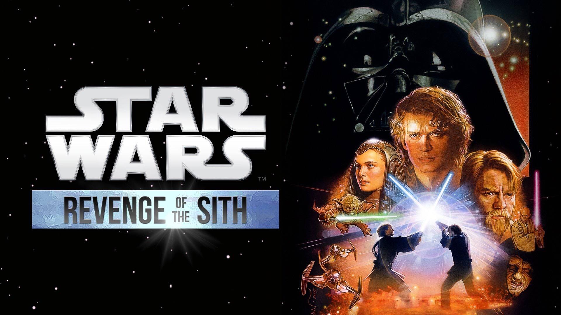 Star Wars: Episode III - Revenge of the Sith (2005)