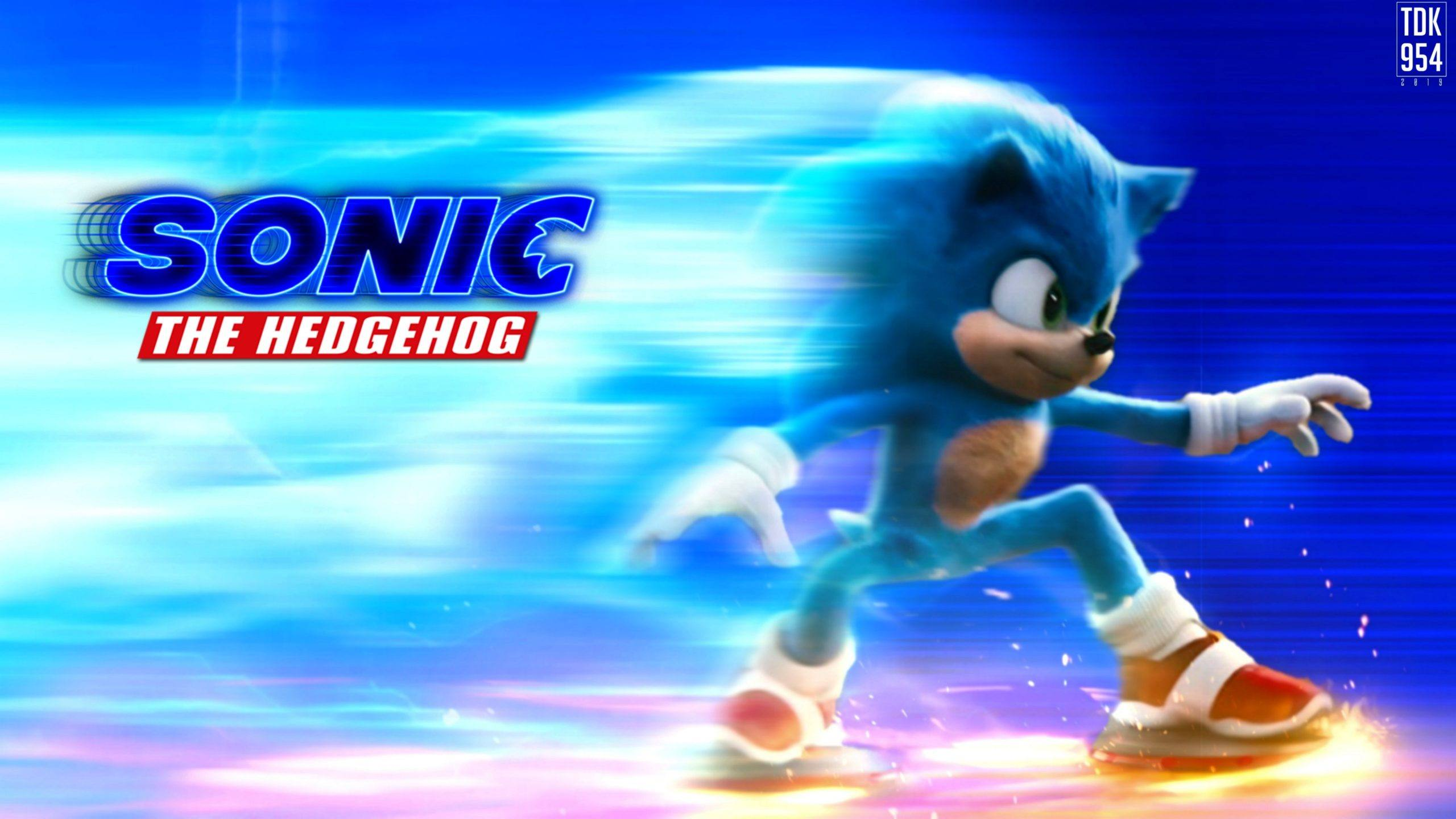 Sonic The Hedgehog 2020 Filmnerd