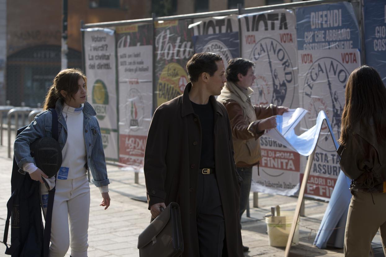 Risultati immagini per 1992 la serie