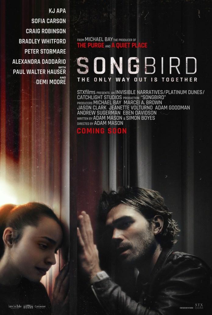 Songbird Trailer - image 1 of 3