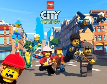 Download Lego City Adventures 480p 720p 1080p