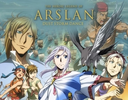 Download The Heroic Legend Of Arslan