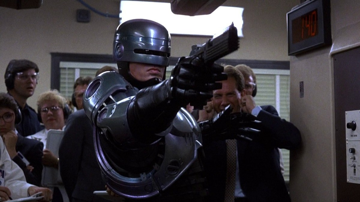 RoboCop (1987) - Celebrating the 30th Anniversary of a Sci-Fi Classic.