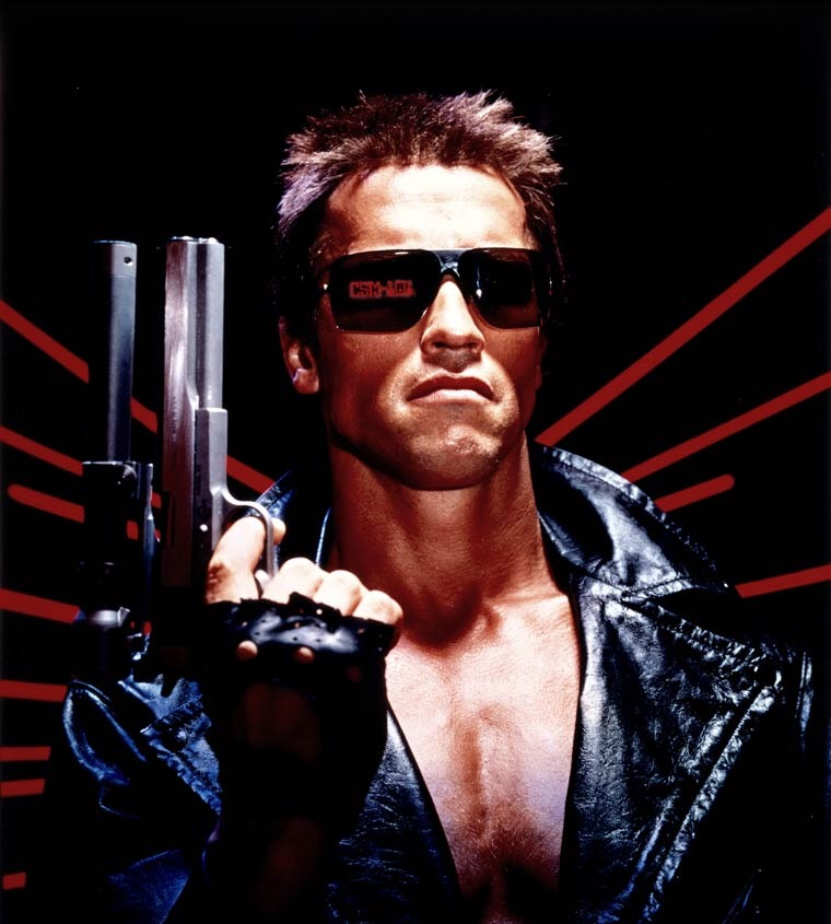 The Terminator (1984) - A masterclass in filmmaking efficiency.