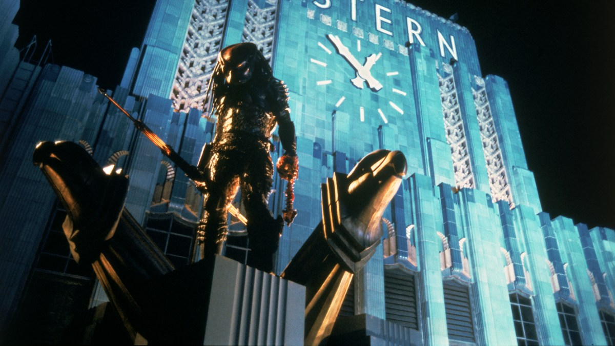 In Defence of... Predator 2 (1990).