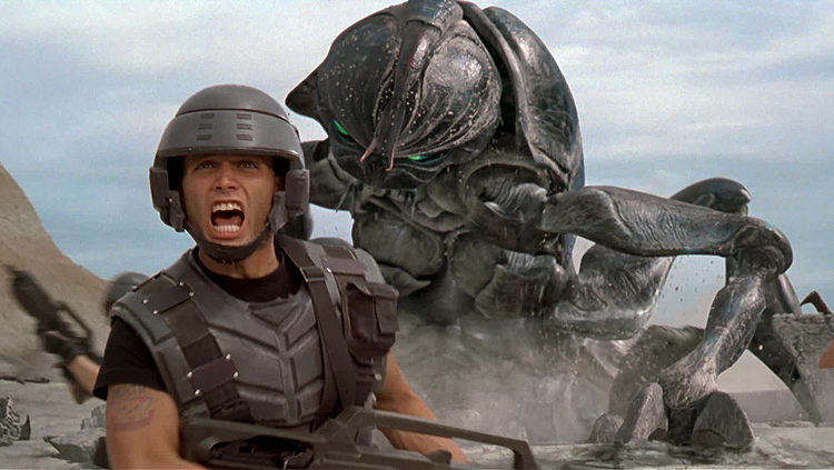 Starship Troopers (1997).