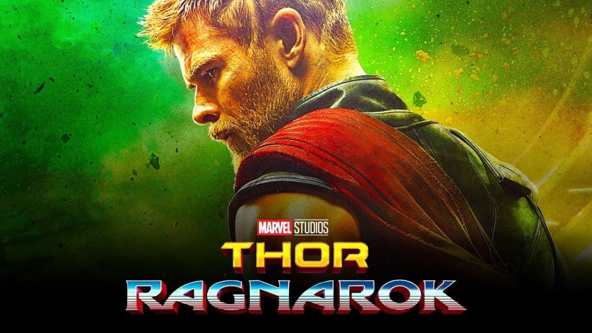 Thor: Ragnarok (2017) - Review.