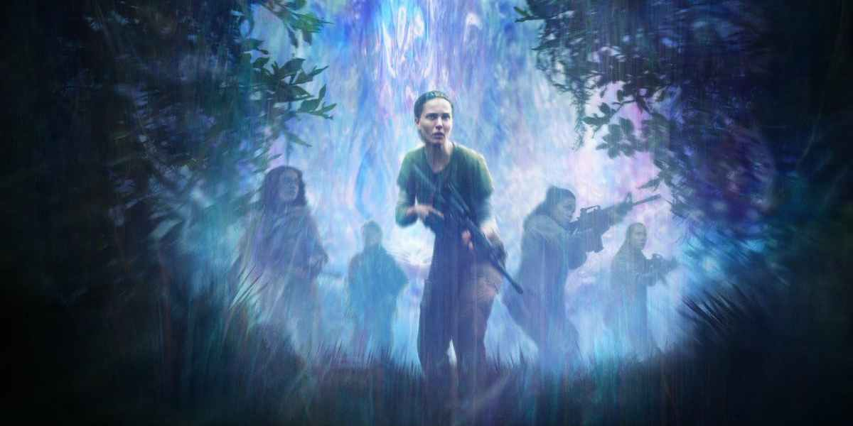 Alex Garland's 'Annihilation' and an International Distribution Dilemma.