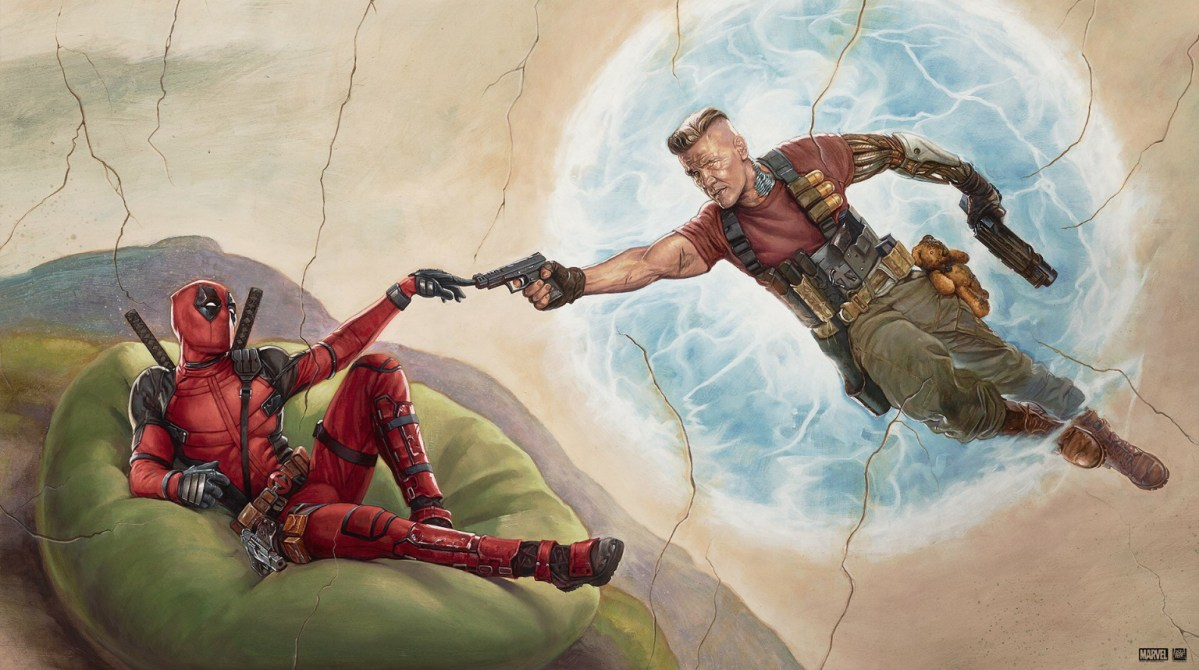 The Film '89 Podcast Episode 9 - Deadpool 2 (2018).