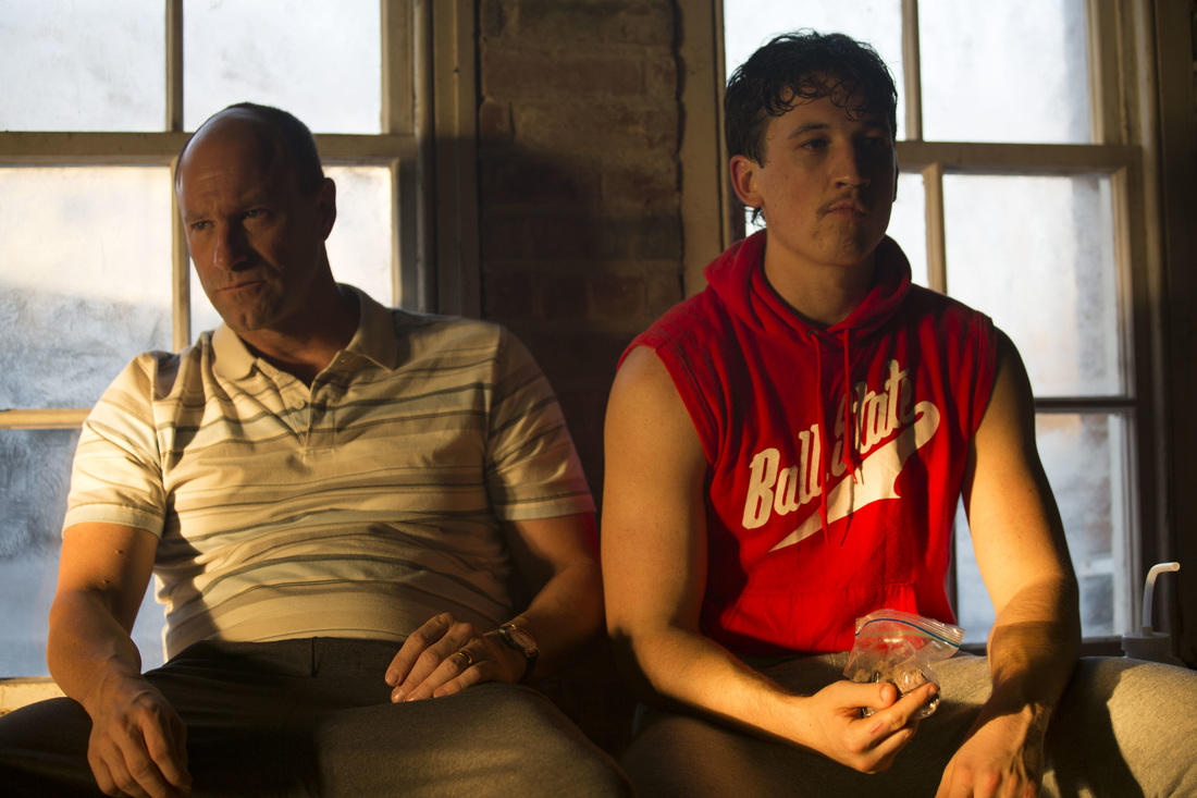 Image result for Miles Teller Bleed for This