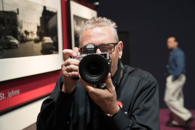 The Leica Booth at NAB 2015