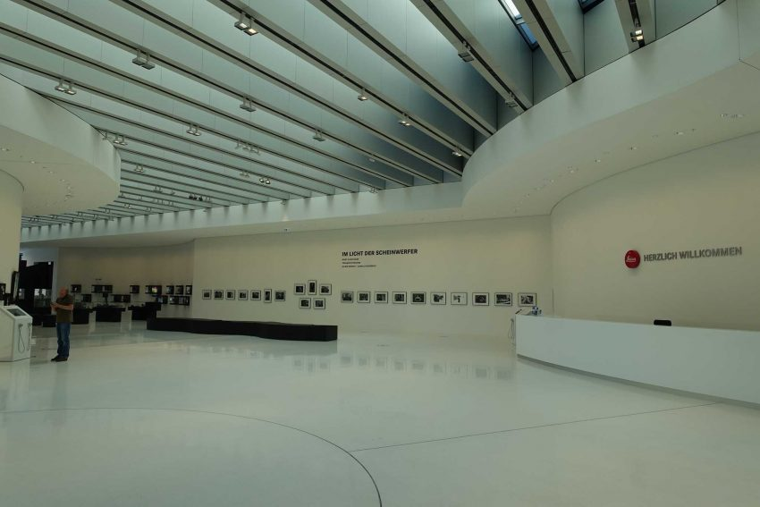 Leica Lobby, Gallery and Museum