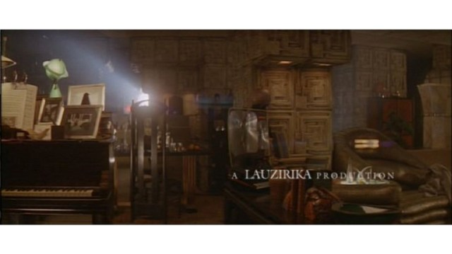Deckard's apartment