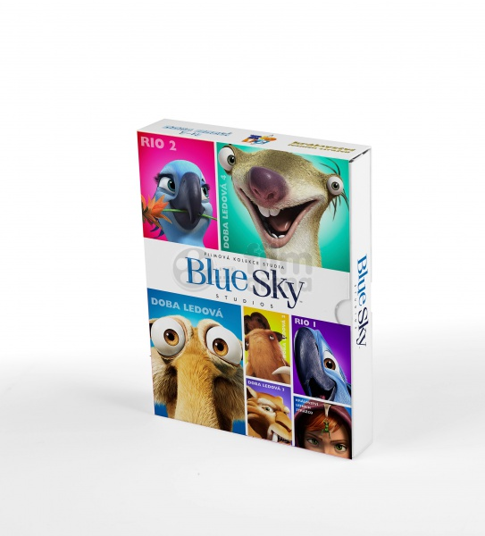 BLUESKY COLLECTION Rio 1 2 Ice Age 1 4 Epic