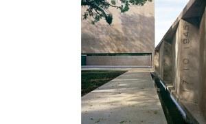 obra mausoleo peron acceso principal
