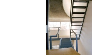 obra edificio russel doble altura
