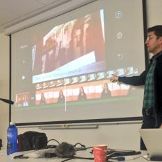 Taller grabación y edición vídeo con iPhone (iniciación)
