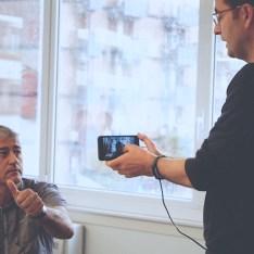 Taller vídeo hecho con móviles Empresas