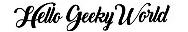 HelloGeekyWorld