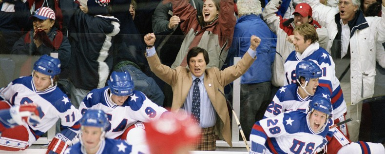Present Tense: Miracle on Ice